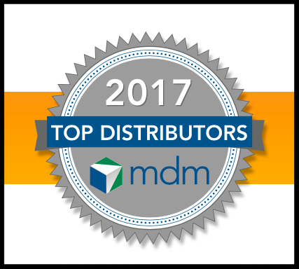 A CoVest Supplier Has Made the Top 40 Distributors!
