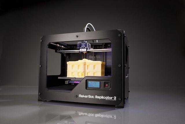 3D printer -house