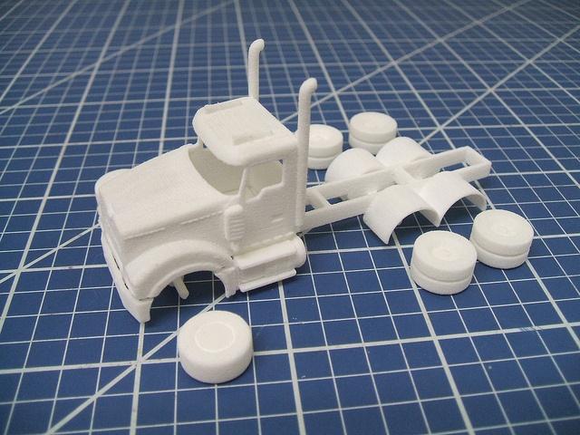 3D Printing - car